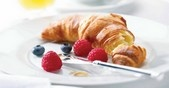 Breakfast buffet at Le Caf� de la Terrasse restaurant