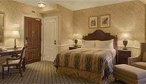 Bed & Breakfast Package - Fairmont room